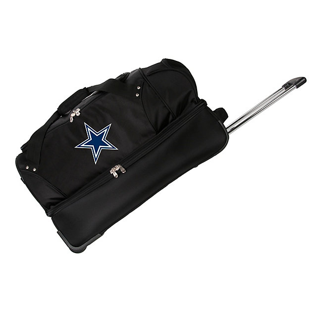 Dallas Cowboys 27-Inch Rolling Carry-On Luggage