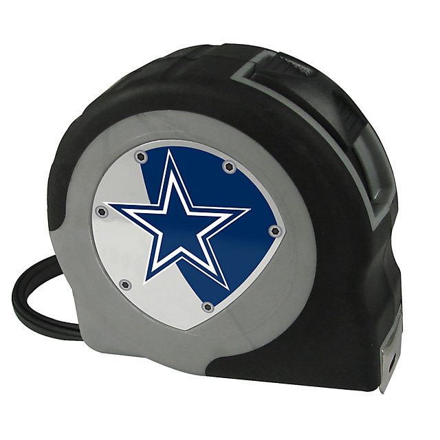 Dallas Cowboys Pro Grip Tape Measure
