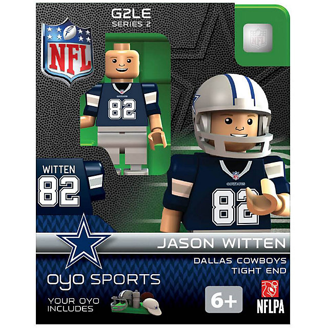Dallas Cowboys Jason Witten OYO Minifigure