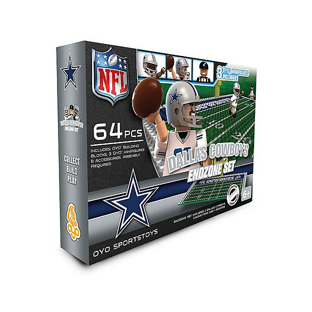 Dallas Cowboys OYO Endzone Set