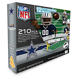 Dallas Cowboys OYO Game Time Set
