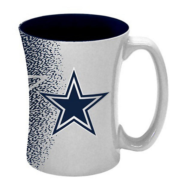 Dallas Cowboys 14 oz Mocha Mug