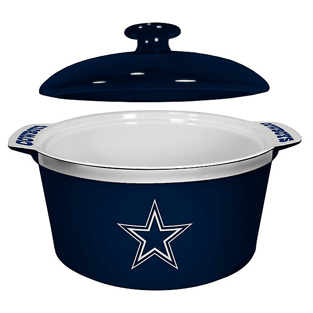 Dallas Cowboys Gametime Oven Bowl