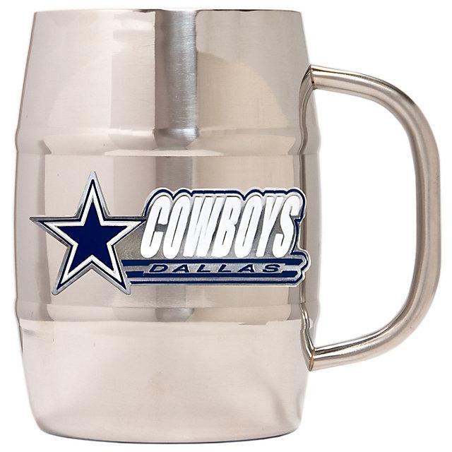 Dallas Cowboys Double Wall Wine Holder