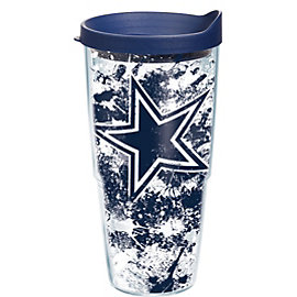 Dallas Cowboys Tervis Splatter 24 oz Tumbler