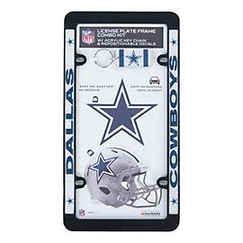 Dallas Cowboys 4-Piece Car Fan Pack