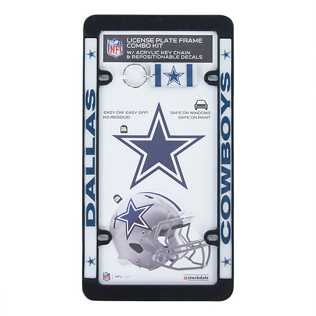 Dallas Cowboys 4-Piece Car Fan Pack