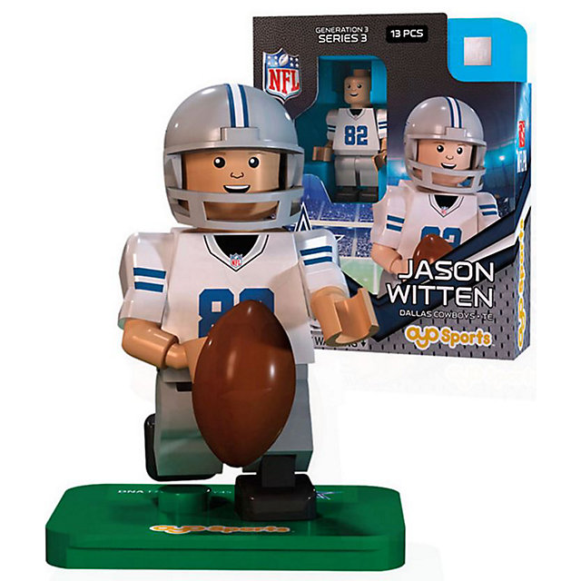 Dallas Cowboys OYO G3LE Jason Witten Minifigure