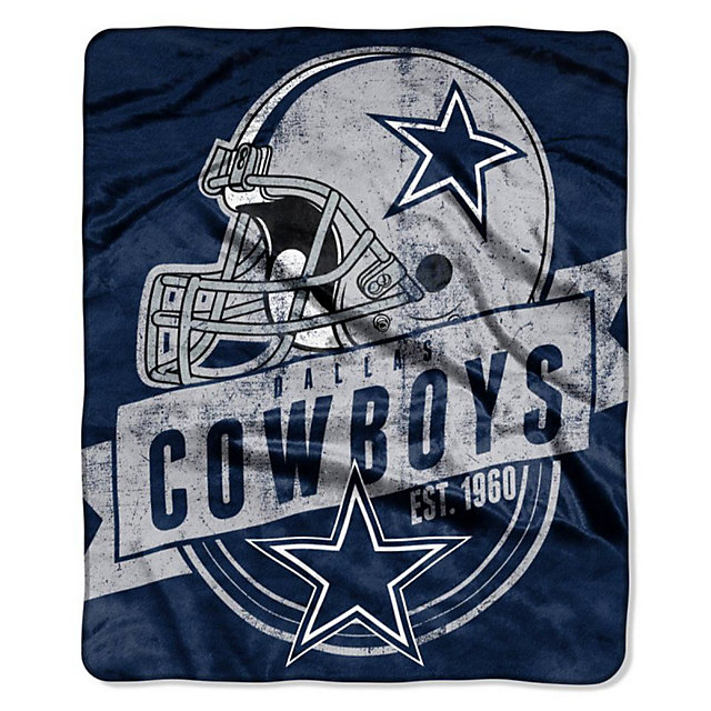 Dallas Cowboys Grand Stand Throw
