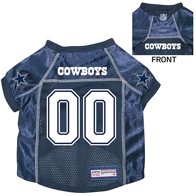 Dallas Cowboys V5 Pet Jersey