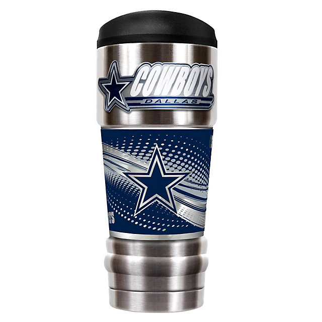 Dallas Cowboys The MVP 18oz Vacuum Insulated Tumbler