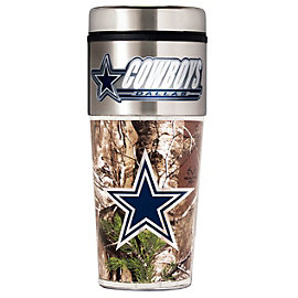 Dallas Cowboys RealTree Tumbler