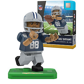 Dallas Cowboys OYO G4LE Dez Bryant Minifigure