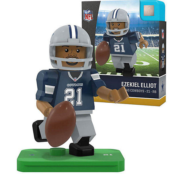 Dallas Cowboys OYO G4LE Ezekiel Elliott Minifigure