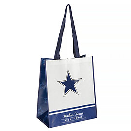 Dallas Cowboys Reusable Tote Bag