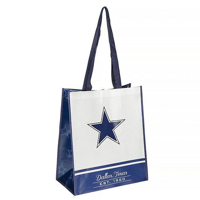 Dallas Cowboys Reusable Tote Bag