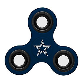 Dallas Cowboys 3 Way Diztracto Spinner