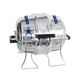 Dallas Cowboys Charcoal Keg-A-Que BBQ