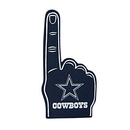 Dallas Cowboys Foam Hand
