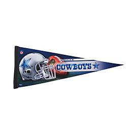 Dallas Cowboys Stock Premium Quality Pennant