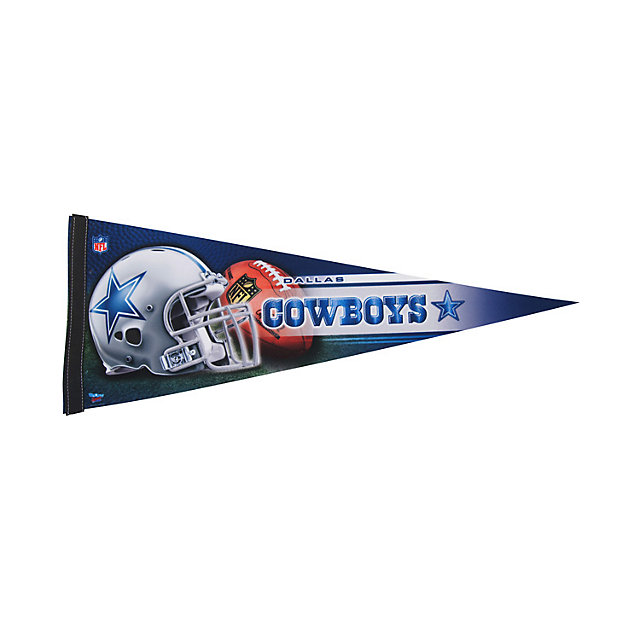 Dallas Cowboys Stock Premium Quality Pennant