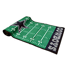 Dallas Cowboys Football Field Rug