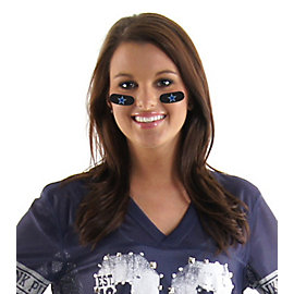 Dallas Cowboys Eyeblack