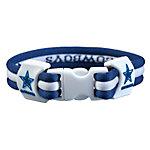 Dallas Cowboys Titanium 7-Inch Sport Bracelet