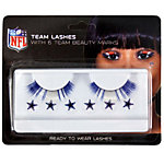 Dallas Cowboys Eyelash and Beauty Mark Set