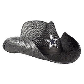 Dallas Cowboys Cowboy Hat - Black
