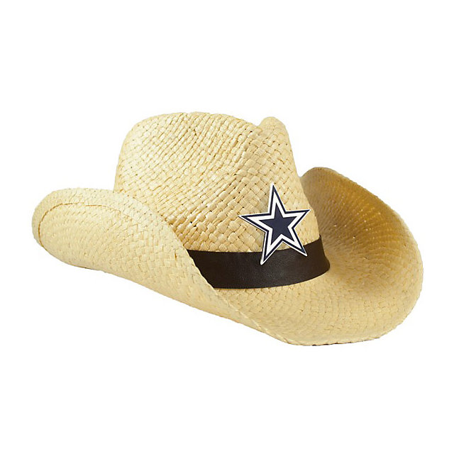 Dallas Cowboys Cowboy Hat - Natural