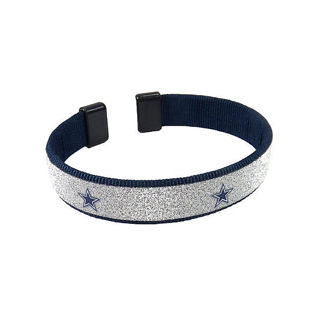 Dallas Cowboys Sparkle Wristband