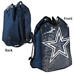 Dallas Cowboys Sequin Backpack