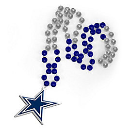 Dallas Cowboys Medallion Beads