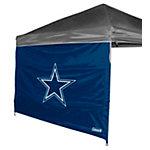 Dallas Cowboys 10 x 10 Straight Leg Canopy Wall