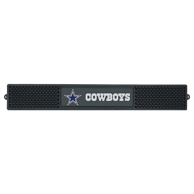 Dallas Cowboys Rubber Drink Mat