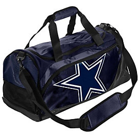 Dallas Cowboys Small Locker Room Duffel Bag