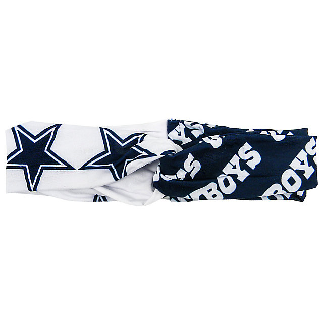 Dallas Cowboys Turban Twist Headband
