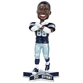 "Dallas Cowboys Dez Bryant 8"" X Bobblehead"