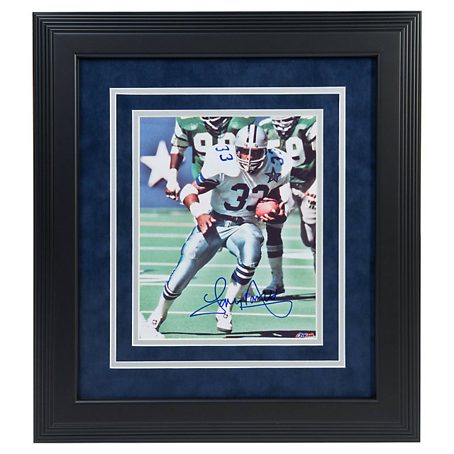 Dallas Cowboys Tony Dorsett Autographed 8x10 Framed Photo