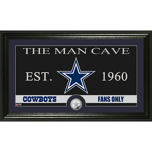 Dallas Cowboys Man Cave Accessories : Dallas cowboys man cave photo mint photos collectibles