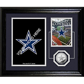 Dallas Cowboys 10x12 Fan Memories Desktop Photo Mint