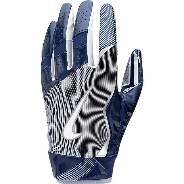 Dallas Cowboys Nike Vapor Jet Gloves