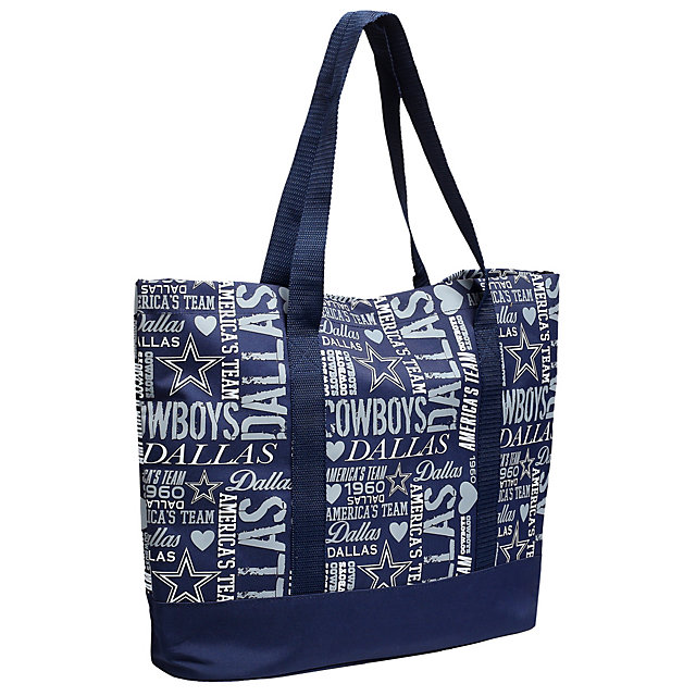Dallas Cowboys Women's Collage Tote