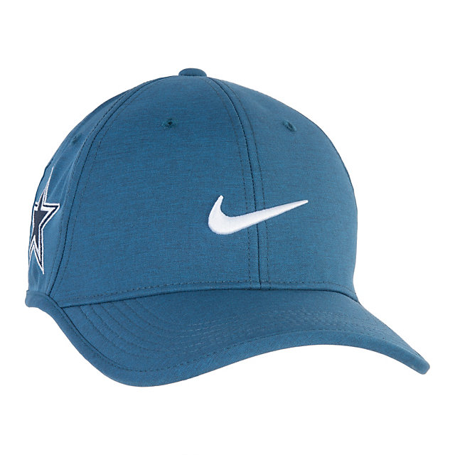 Dallas Cowboys Nike Golf Ultralight Contrast Cap