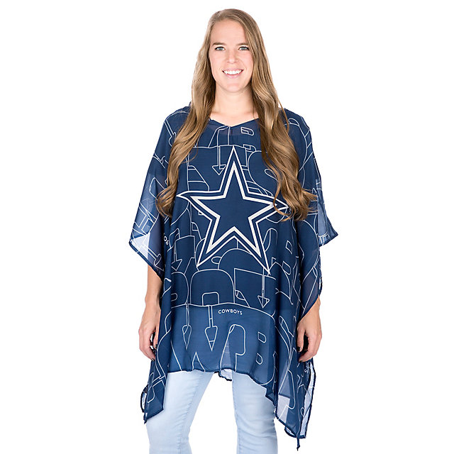 Dallas Cowboys Caftan