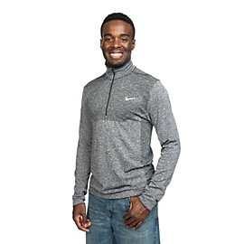 Dallas Cowboys Nike Golf Dri-Fit Knit Half-Zip Pullover