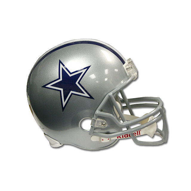dallas cowboys replica helmet helmets collectibles