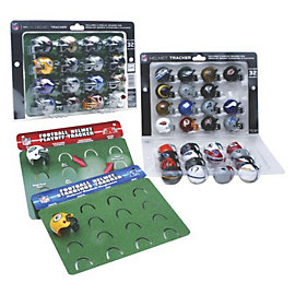 NFL Helmet Tracker Set