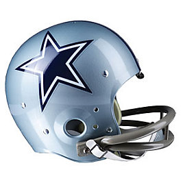 Dallas Cowboys 1976 Throwback Helmet
